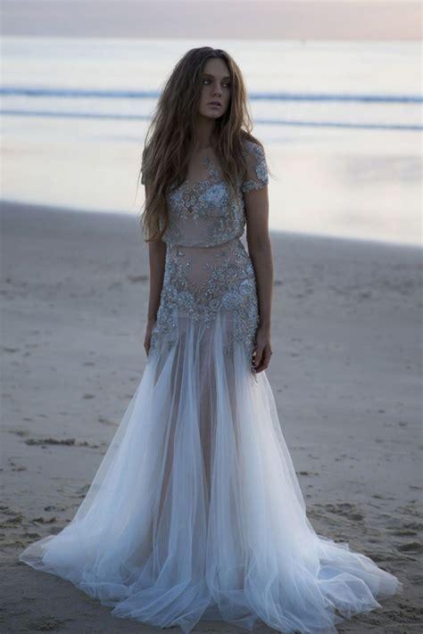 simple beach wedding dresses   beach weddings
