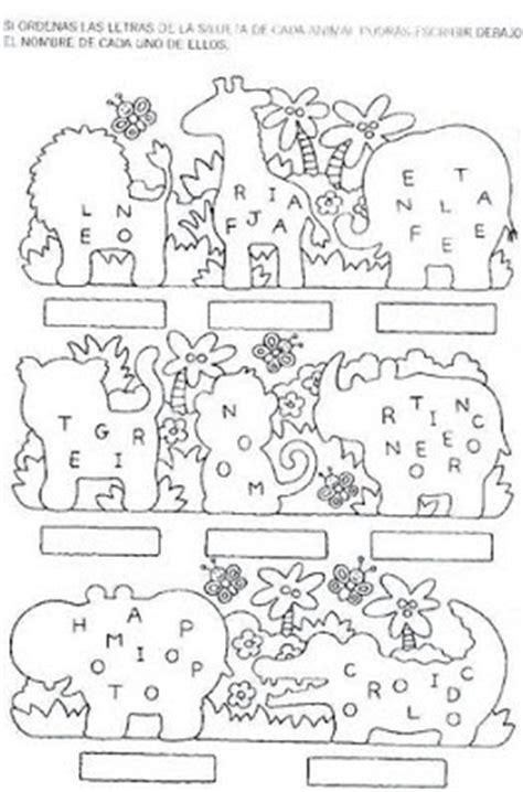 laminas para colorear coloring pages actividades para jardineros y escolares