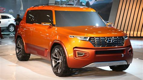 Hyundai Compact Suv To Debut In 2019 Youtube