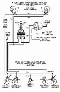Forklift Turn Signal Wiring Diagram