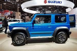 Nouveau Suzuki Jimny 2018 : paris 2018 les tarifs du nouveau suzuki jimny 2018 ~ Medecine-chirurgie-esthetiques.com Avis de Voitures