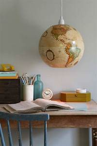 Globus Als Lampe : mit diesen diy wohndeko ideen l sst sich sch ner wohnen ~ Markanthonyermac.com Haus und Dekorationen