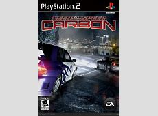 Need For Speed Carbon PlayStation 2 Box Art Cover by Viper