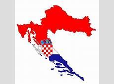 Croatia Map Land · Free image on Pixabay