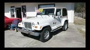 1999 Jeep Wrangler Tj Sahara 4 0 Full Tour  Startup