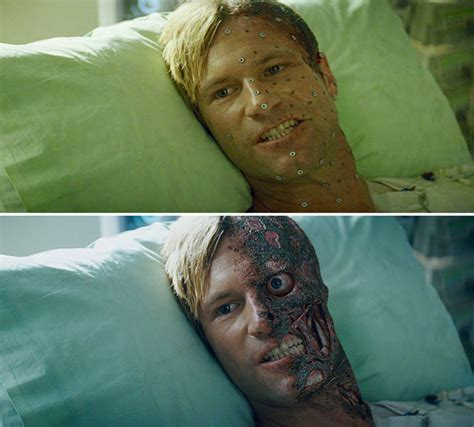 21 Famous Movie Scenes Before And After Special Effects