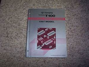 1997 Toyota T100 Truck Electrical Wiring Diagram Manual