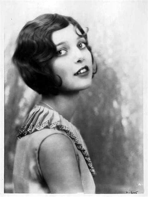 Womens 1920 Hairstyles by Retro Fashion Fashionable Hairstyles From The 1920s