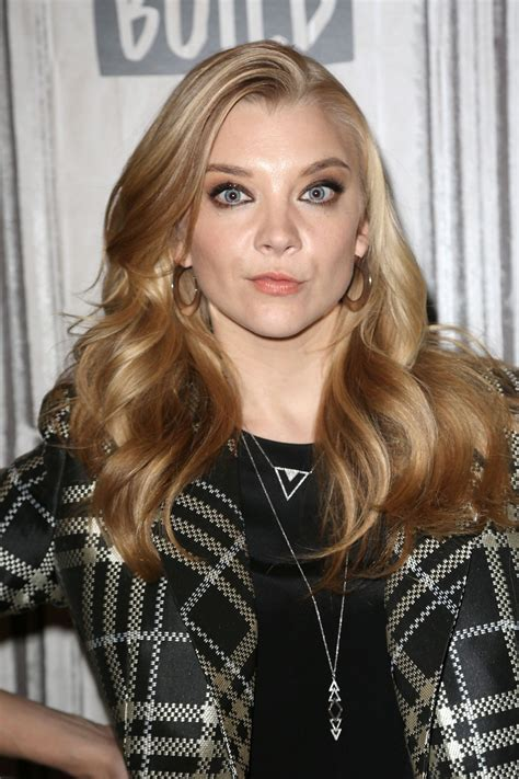 Natalie Dormer In by Natalie Dormer At Build Studio In New York 05 21 2018