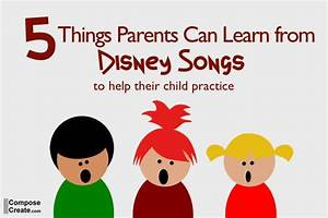 Help Kids Practice Piano with these 5 Tips from Disney Songs