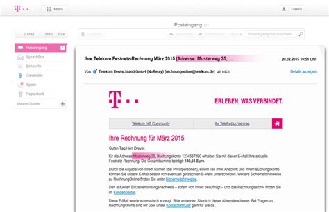 wwwtelekom de meine rechnung telekom de rechnung