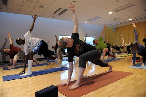 yoga  athletes ann arbor ymca