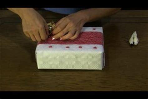 video hochzeitsgeschenke verpacken anleitung