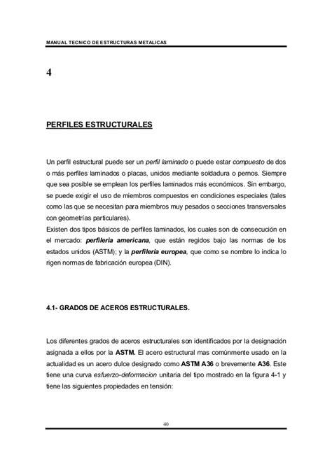 Manual de Estructuras Metálicas