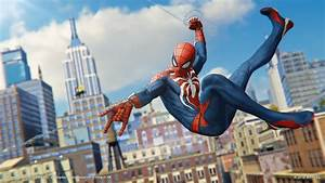 Spider-Man PS4 In-Depth Hands-On: Peter and MJ, Agile ...  Spiderman