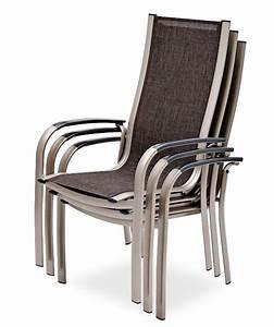Fauteuil Jardin Aluminium : fauteuil de jardin alu achetez sur syma mobilier jardin mobilier jardin aluminium textilene ~ Teatrodelosmanantiales.com Idées de Décoration