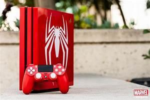 Marvel39s Spider Man Limited Edition PS4 Pro Bundle Gets