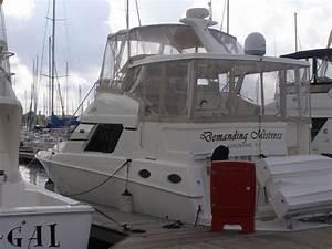 2000 Silverton 392 Motor Yacht Power Boat For Sale Www