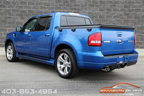 Ford Sport Trac Adrenalin by 2010 Ford Sport Trac Adrenalin Awd One Owner Envision Auto