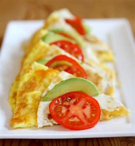 breakfeast recipies breakfast quesadillas recipe girl breakfast pinterest