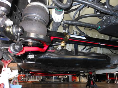 added trd rear sway bar  haolebuilt ii scionlifecom