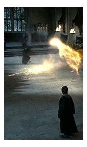 Image - SnapeMcGonagall duel.jpg | Harry Potter Wiki ...