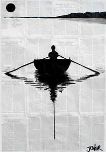 Saatchi Art: a simple plan Drawing by LOUI JOVER