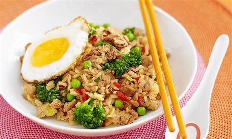 Janin Satu Bulan Tak Disangka Nasi Goreng Ternyata Makanan Orang Tionghoa