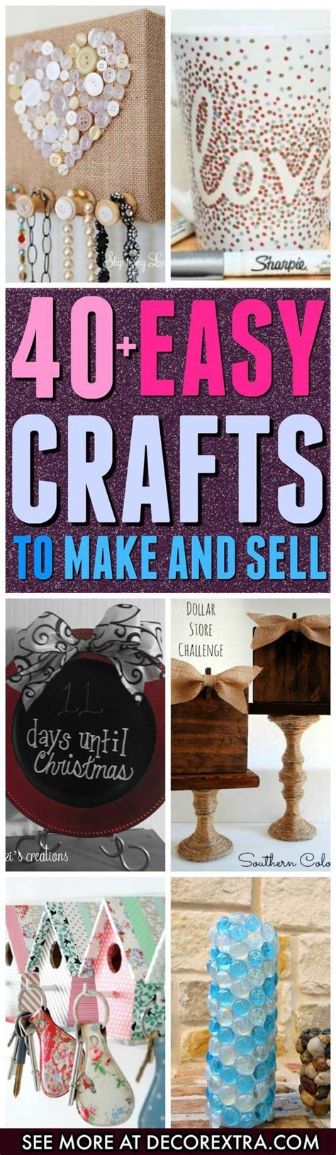 easy crafts to make and sell crafts to make and sell you can make lots of different 7694