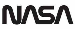 Nasa Logo Black And White - Pics about space
