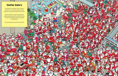 Wheres Santa Book By Bryony Jones Chuck Whelon