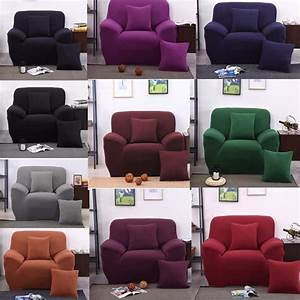 two seater solid colors textile spandex strench elastic With furniture covers johannesburg