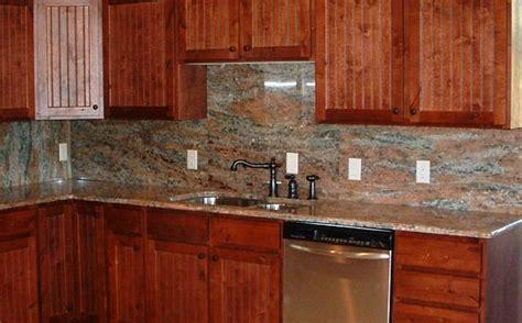 renover sa cuisine en chene le dosseret de cuisine backsplash une touche dans la