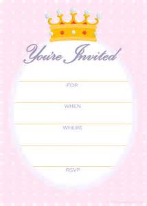 free printable party invitations free invitations for a With free printable disney wedding invitations templates