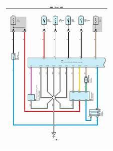 Toyota  Manual De Taller Diagrama Electrico Toyota Prius