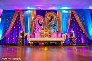 chantilly va hindu sikh wedding by aism photography With indian wedding hall decoration ideas