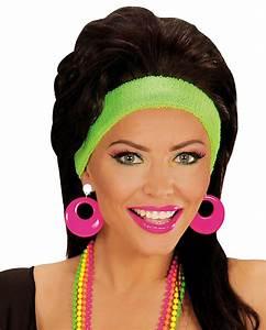 Achtziger Jahre Mode : 80er jahre ohrringe neonpink pinke 80er jahre ohrringe karneval universe ~ Frokenaadalensverden.com Haus und Dekorationen