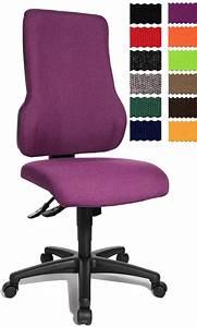 Chaise De Bureau Sans Roulettes : fauteuil de bureau avec dossier ergonomique lucque ~ Melissatoandfro.com Idées de Décoration
