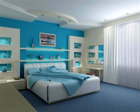 Blue Bedroom Designs Ideas  Bedroom Design Tips