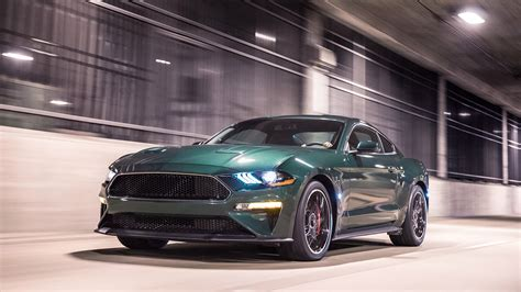 2019 Ford Mustang Bullitt Wallpapers & Hd Images Wsupercars