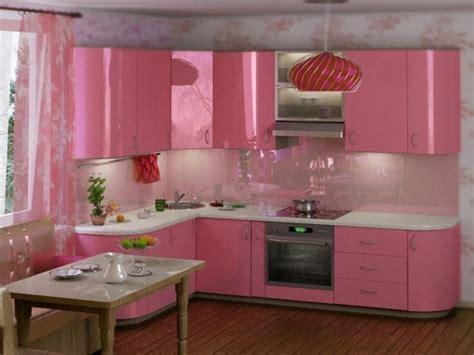 Pink Kitchen Designs, Decorating Ideas, Photos   Home