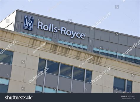 Rolls Royce Indianapolis Address by Indianapolis Circa October 2015 Rolls Royce Corporation