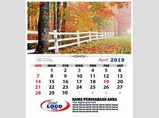 Free Download Kalender 2019 Vector CDR PDF Libur Nasional