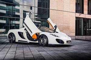 McLaren 12C Spider worked over by Gemballa - Autoblog