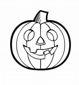 Tete De Citrouille Pour Halloween : coloriage citrouille pour halloween dessin gratuit imprimer ~ Melissatoandfro.com Idées de Décoration