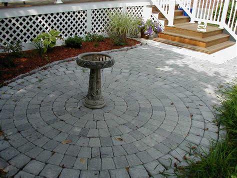 circular paver patio kit beautiful patio paver kits 9 circular paver patio kits