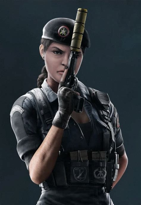 what does siege i did a overpaint of caveira to see what she 39 d look