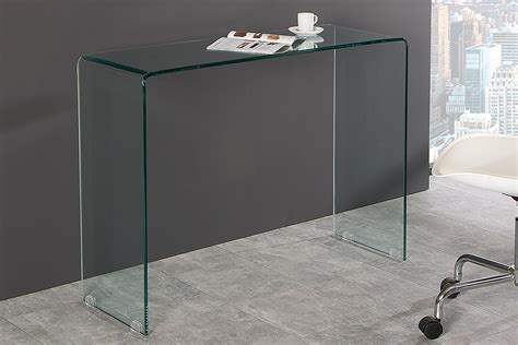 Konsolentisch 100 Cm by Extravaganter Glas Konsolentisch Ghost 100cm Transparent
