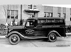 The Sunday Edition No XV – A St Louis Paddy Wagon – A