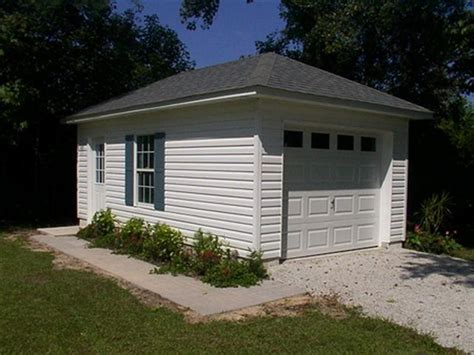 Free Garage Plans Small Building Stroovi